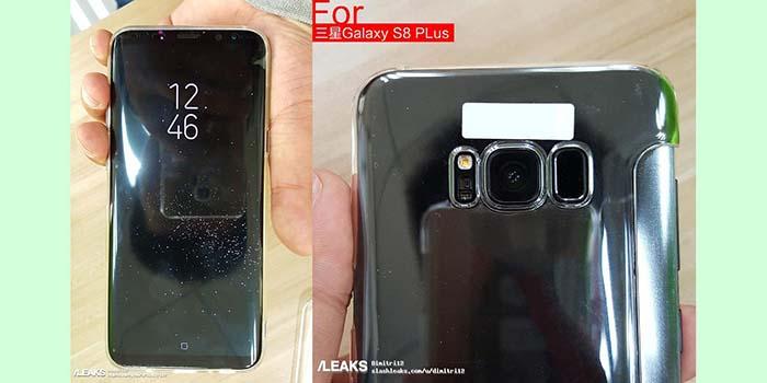 Samsung galaxy s8 se presento en secreto