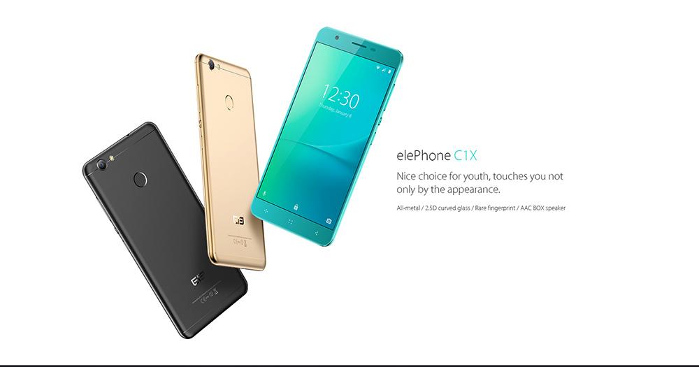comprar el elephone c1x