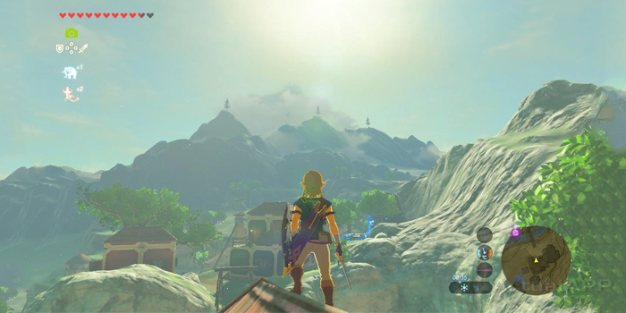 curiosidades de zelda breath of the wild