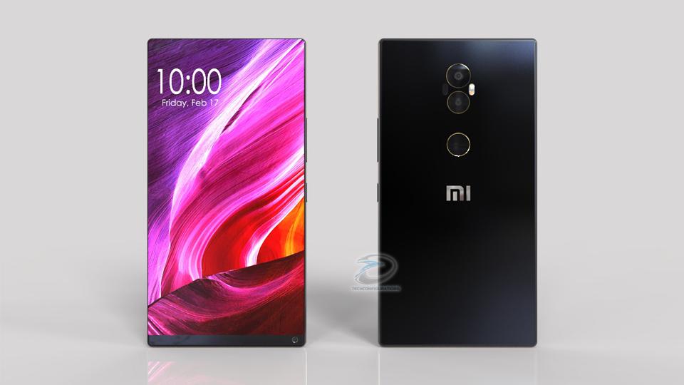 diseno conceptual del Xiaomi Mi Mix 2 45
