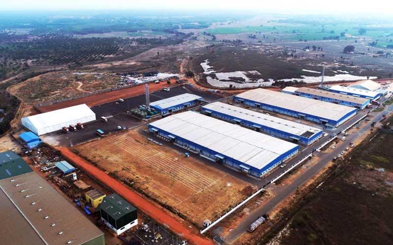fabrica de xiaomi en la india