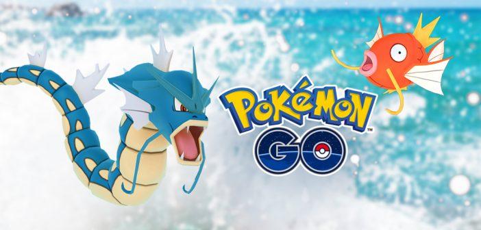 festival del agua de pokemon go