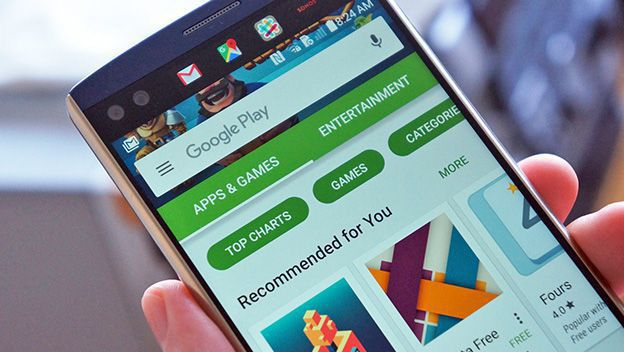 google play cumple 5 anos