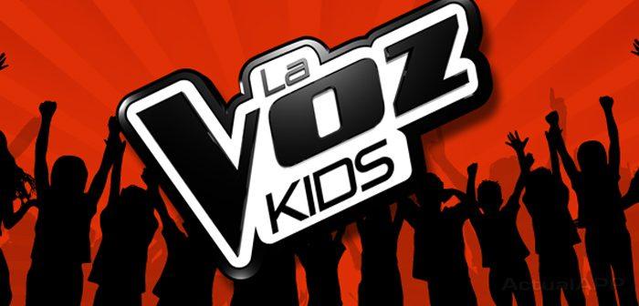 app de la voz kids