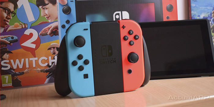 impresiones de nintendo switch