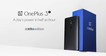 oneplus 3t colette edition