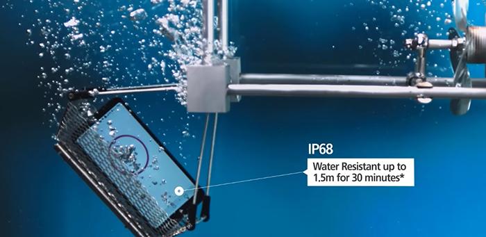 espectacular anuncio del LG G6