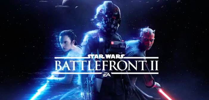 trailer de star wars: battlefront II