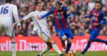 Ver Real Madrid vs FC Barcelona online gratis movil