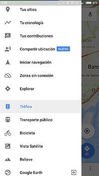 utilizar google maps sin conexion a internet