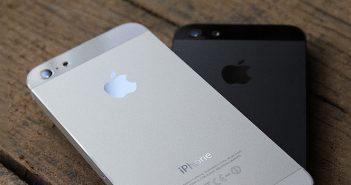actualizaciones en el iphone 5