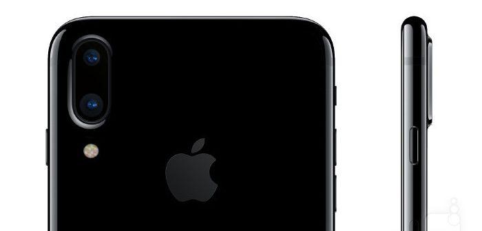 doble camara vertical del iphone 8