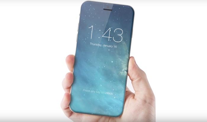 lector de huellas del iPhone 8