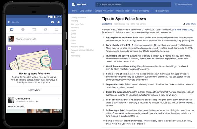 Facebook lucha contra el clickbait