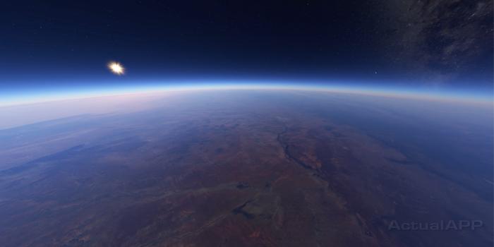 nuevo google Earth