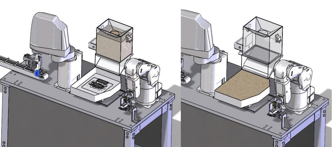 robot de reciclaje de Apple