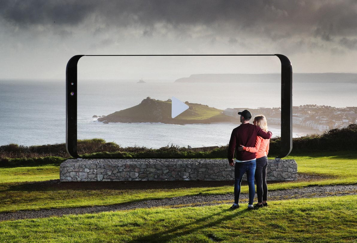 cambiar la resolucion de pantalla del Galaxy S8