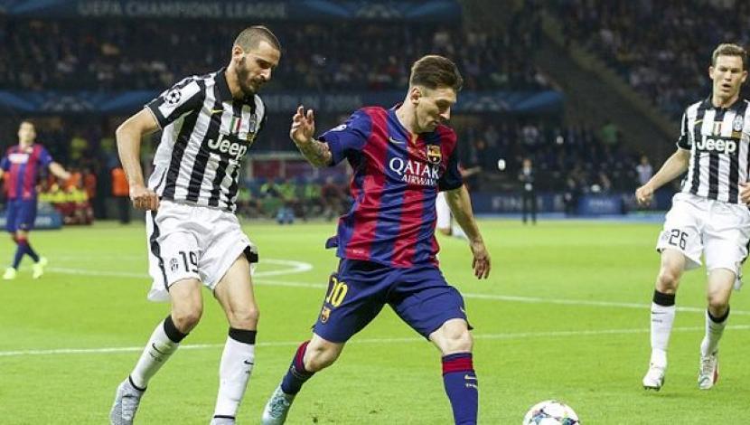 ver FC Barcelona vs Juventus online desde el movil