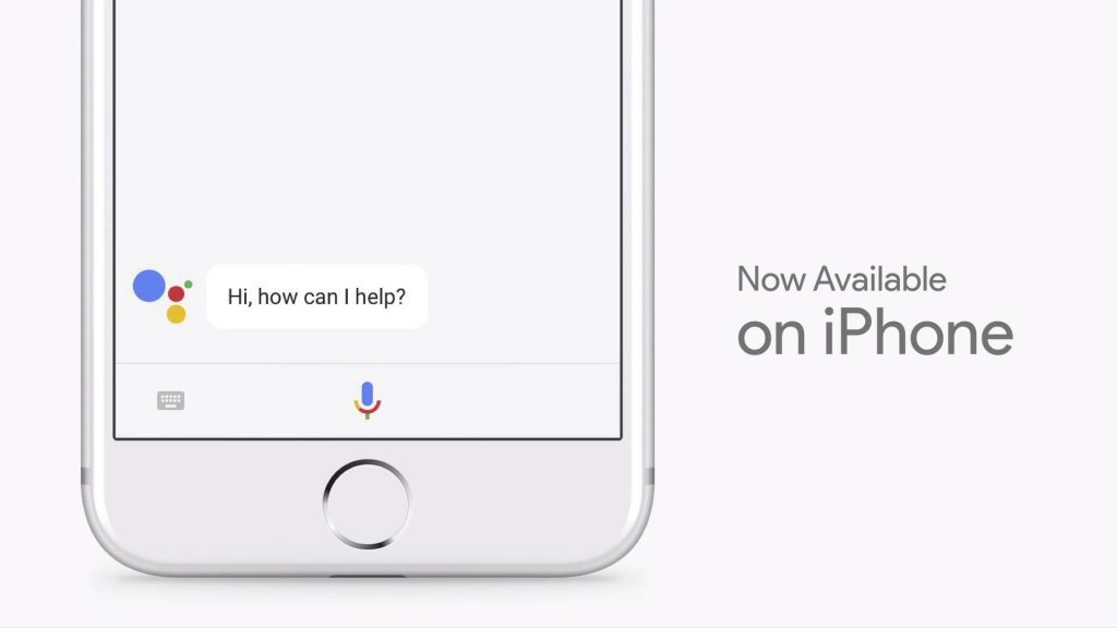 Google Assistant para iPhone