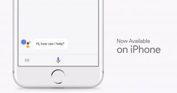 Google Assistant para iPhone