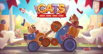 Trucos CATS Crash Arena Turbo Stars