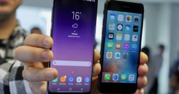 datos del iphone al galaxy s8
