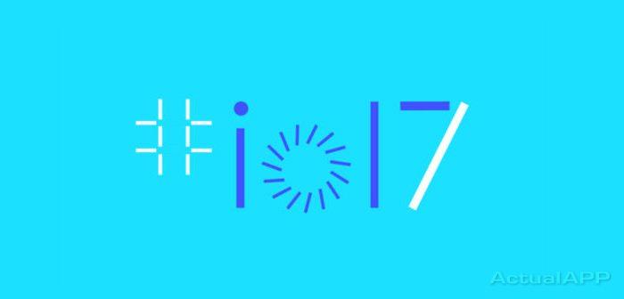 app del google i/o 2017
