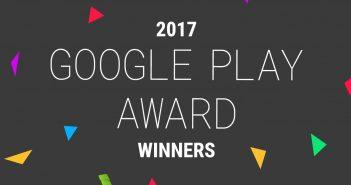 google play awards 2017