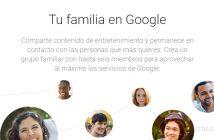 grupos familiares de google