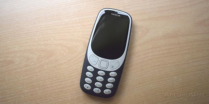 review del nokia 3310