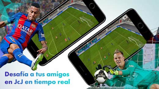 El PES 2017 Mobile ya está disponible para iOS y Android