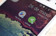 icono de notificación de Android O