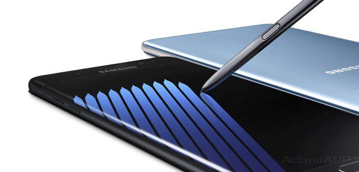 S-Pen del Samsung Galaxy Note 8