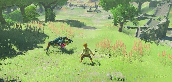 DLC de Zelda: Breath of the Wild