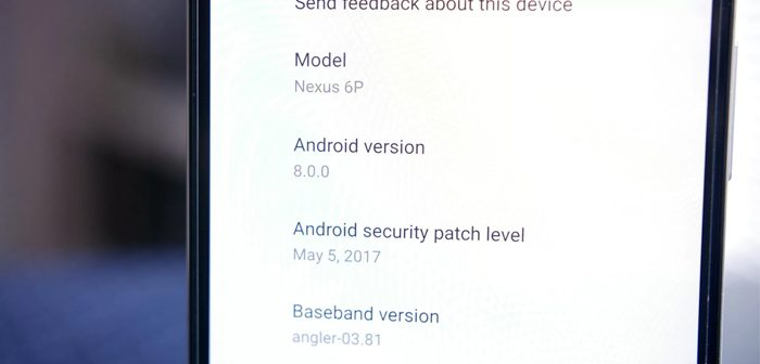 android o será android 8.0