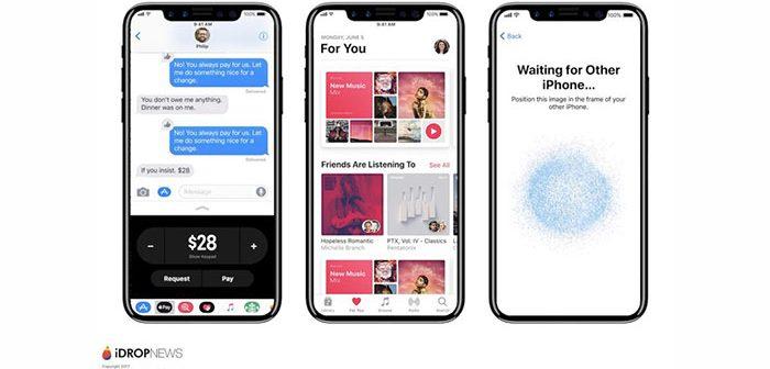 problemaapple muestra por errors en el iphone 8