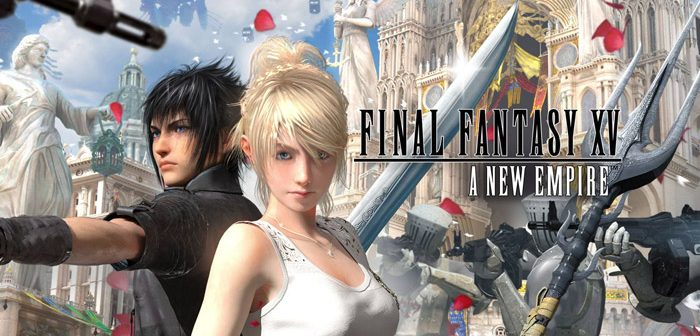 descargar final fantasy xv