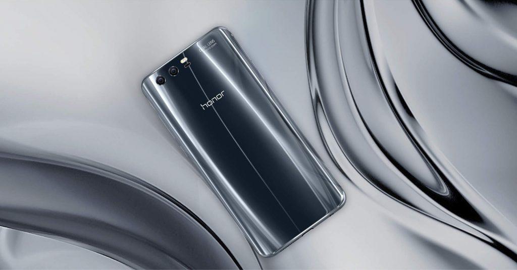 El Honor 9 de Huawei, develado junto con todas sus características técnicas
