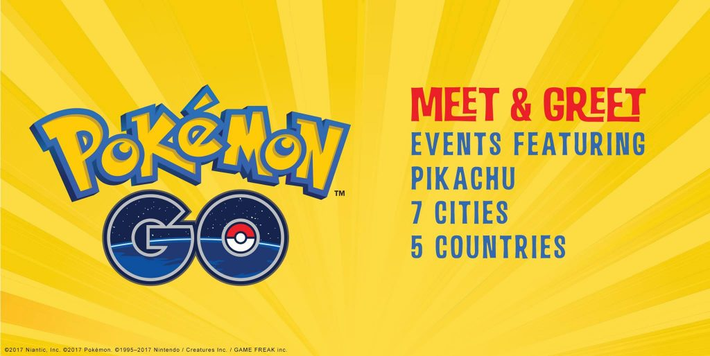 Pokémon GO Meet & Greet
