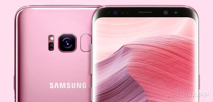 ritmo de ventas del Galaxy S8