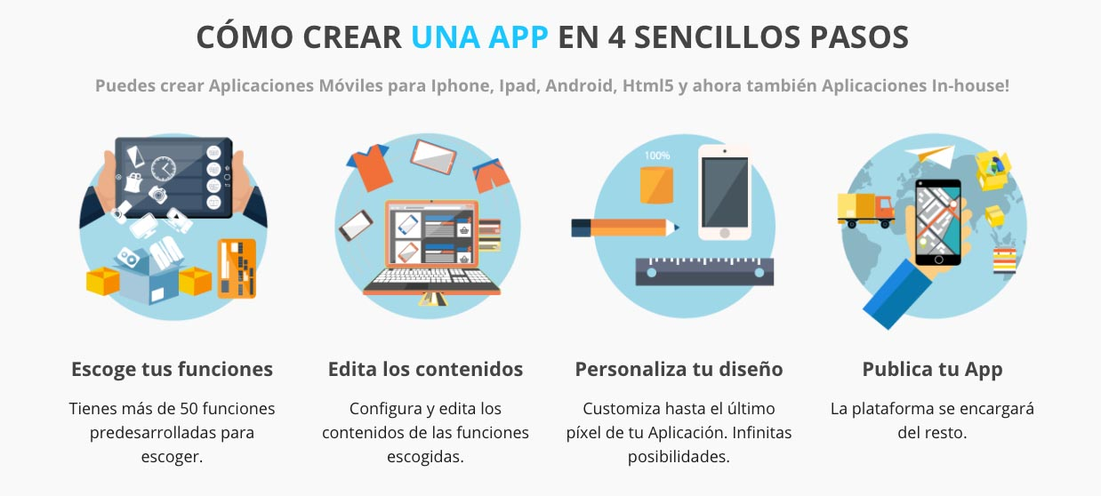 apps para movil