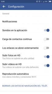 colgar fotos y videos hd en facebook 1 android