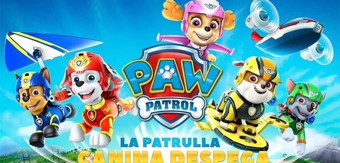 descargar el juego patrulla canina despega