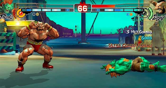 descargar street fighter IV: Champion Edition
