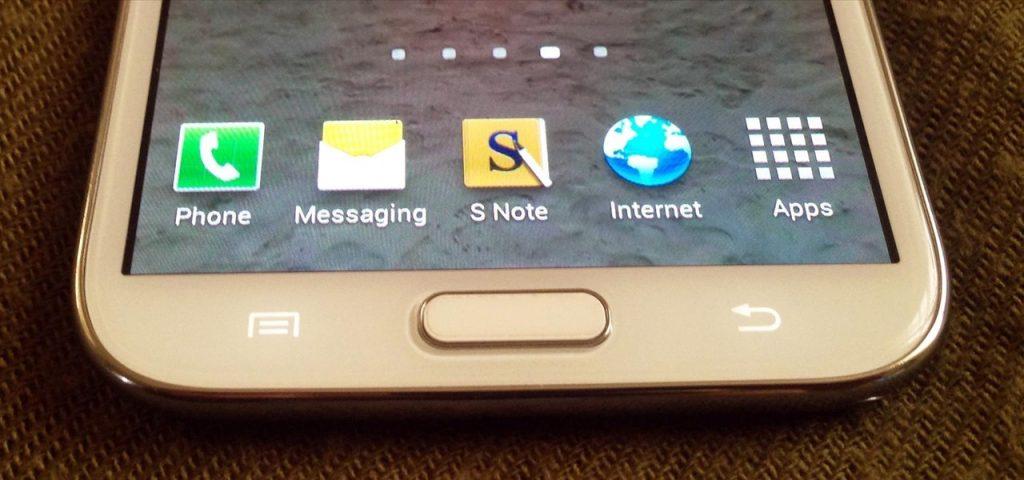 botón del pánico de Android