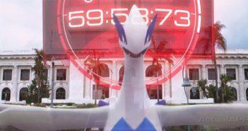 Pokémon Legendarios de Pokémon GO