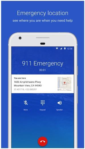 posicion exacta cuando llamemos a emergencias 23