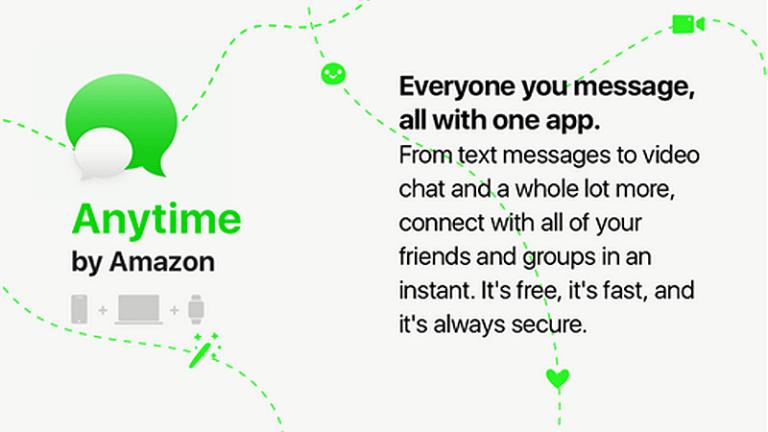 servicio de mensajeria de amazon