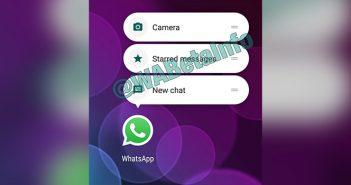 accesos directos de whatsapp