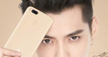 presentación del Xiaomi Mi 5X